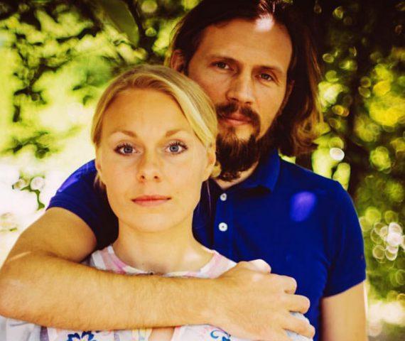 Дмитрий Юрченко и Екатерина Иноземцева | Домашнее издательство Skrebeyko