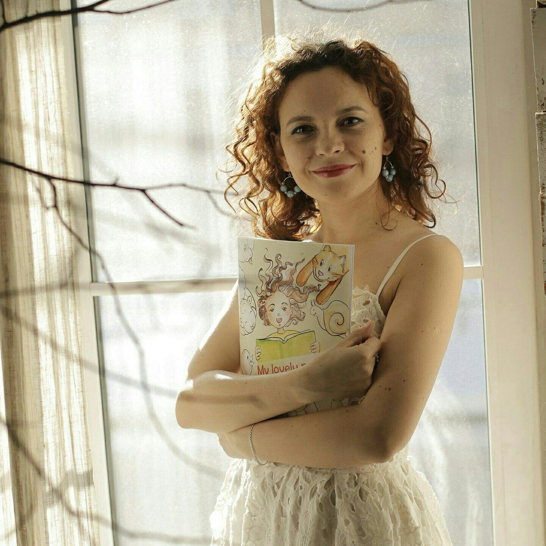Анна Шагарова | Домашнее издательство Skrebeyko