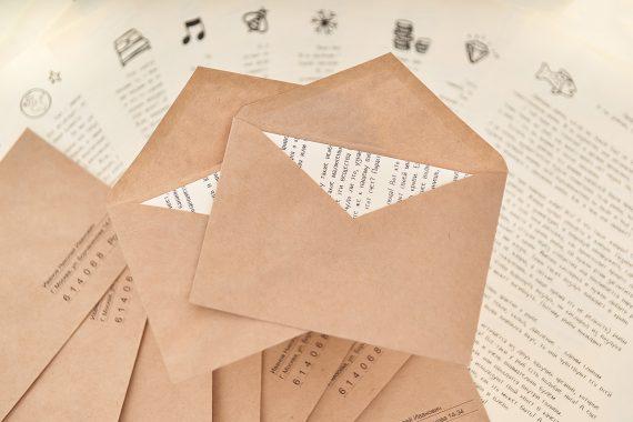 Живые письма