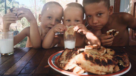 Бизнес и трое детей | Домашнее издательство Skrebeyko