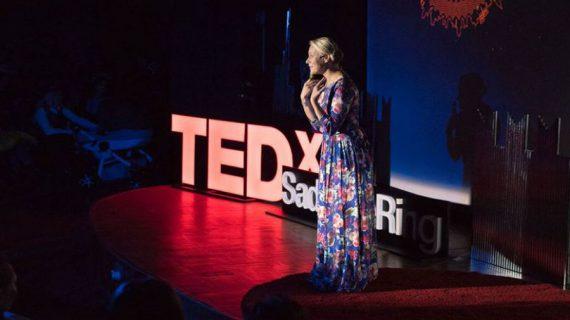Екатерина Иноземцева на TED | Домашнее издательство Skrebeyko