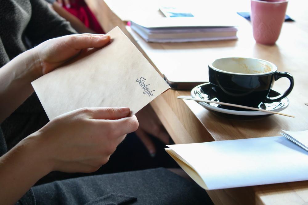 Презентация писем | Домашнее издательство Skrebeyko