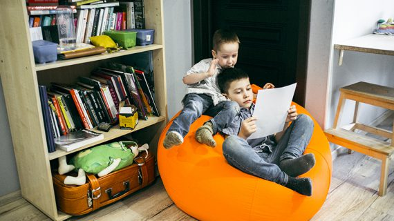 Семь способов научить детей любить чтение | Домашнее издательство Скребейко