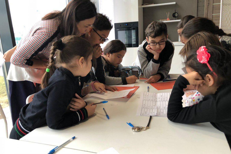 Квест для детей в Астане | Домашнее издательство Skrebeyko