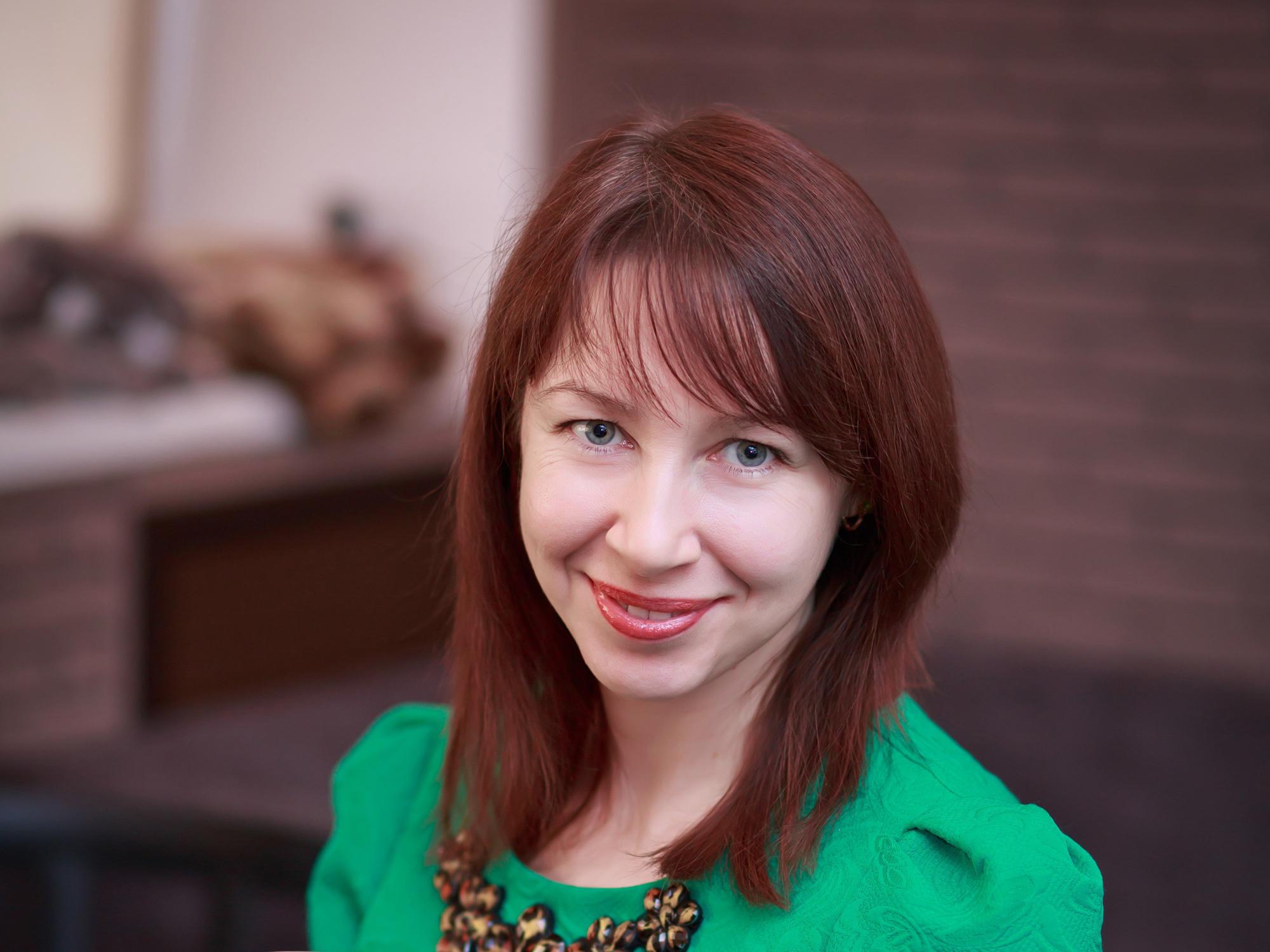 Елена Силина | Блог Домашнего издательства Skrebeyko
