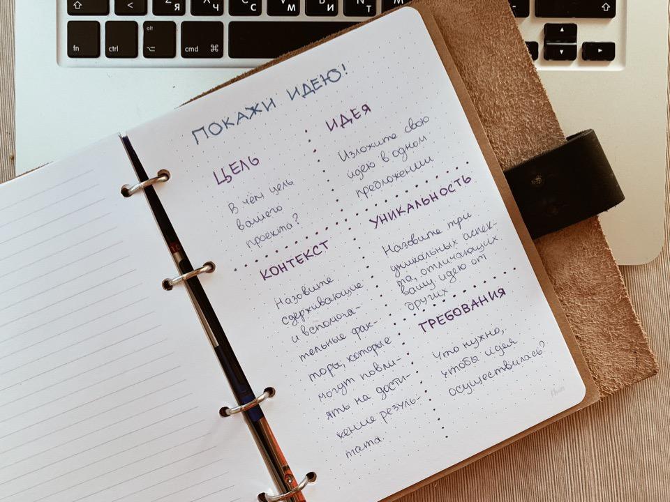 Шаги от идеи до воплощения | Блог Домашнего издательства Skrebeyko