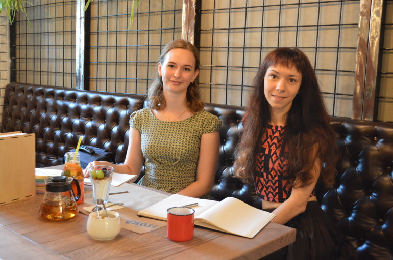 Завтрак с Tesoro notes в Николаеве | Домашнее издательство Skrebeyko