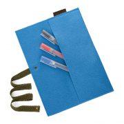 Уютный карман голубой