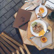 Завтрак с Tesoro notes
