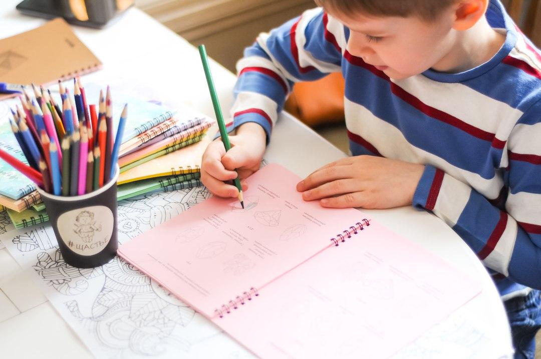 Дневник успеха для детей   Домашнее издательство Skrebeyko