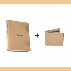 Tesoro business жемчуг и бумажник в подарок | Домашнее издательство Skrebeyko