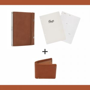 Обложка Крепкий орешек +2 блока и бумажник в подарок | Домашнее издательство Skrebeyko