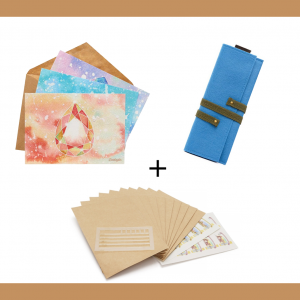 Открытки, Пишите письма и Уютный карман | Домашнее издательство Skrebeyko